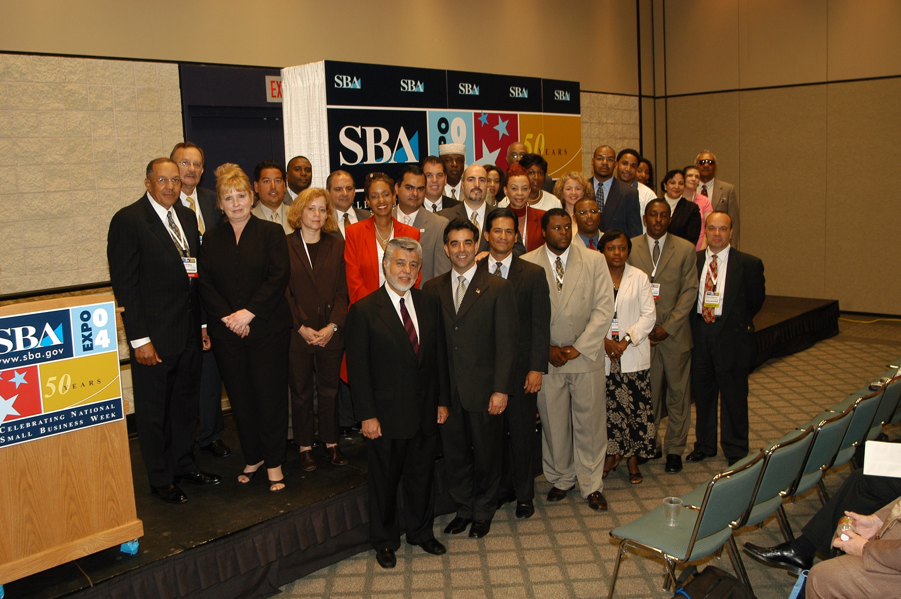 SBA signs Historic agreement with FMCRC leaders